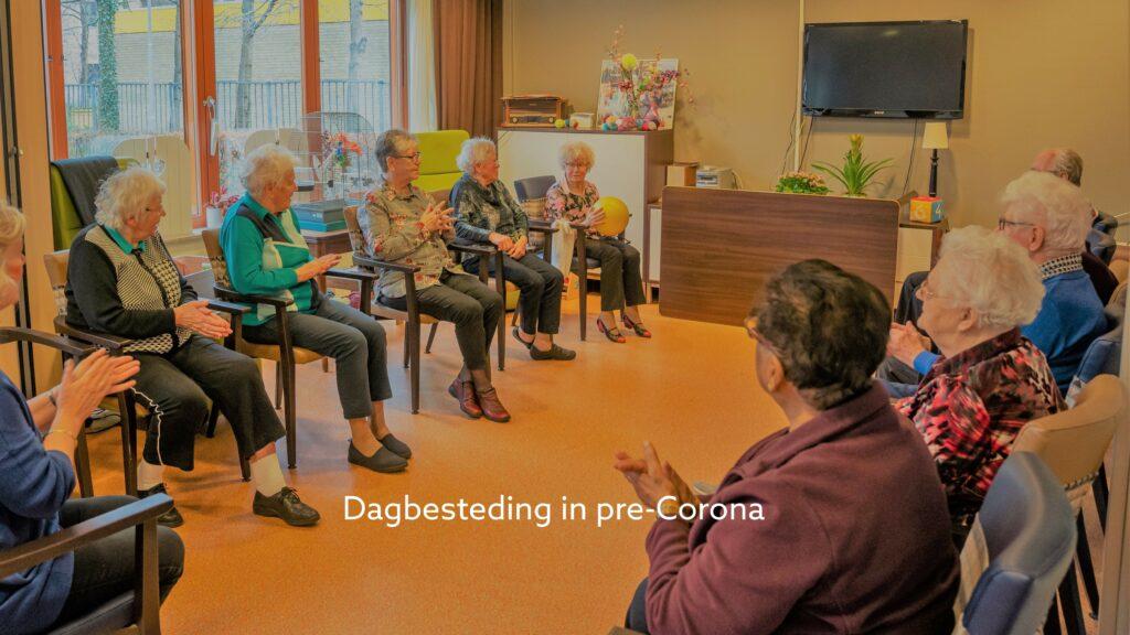 Dagbesteding in corona tijd