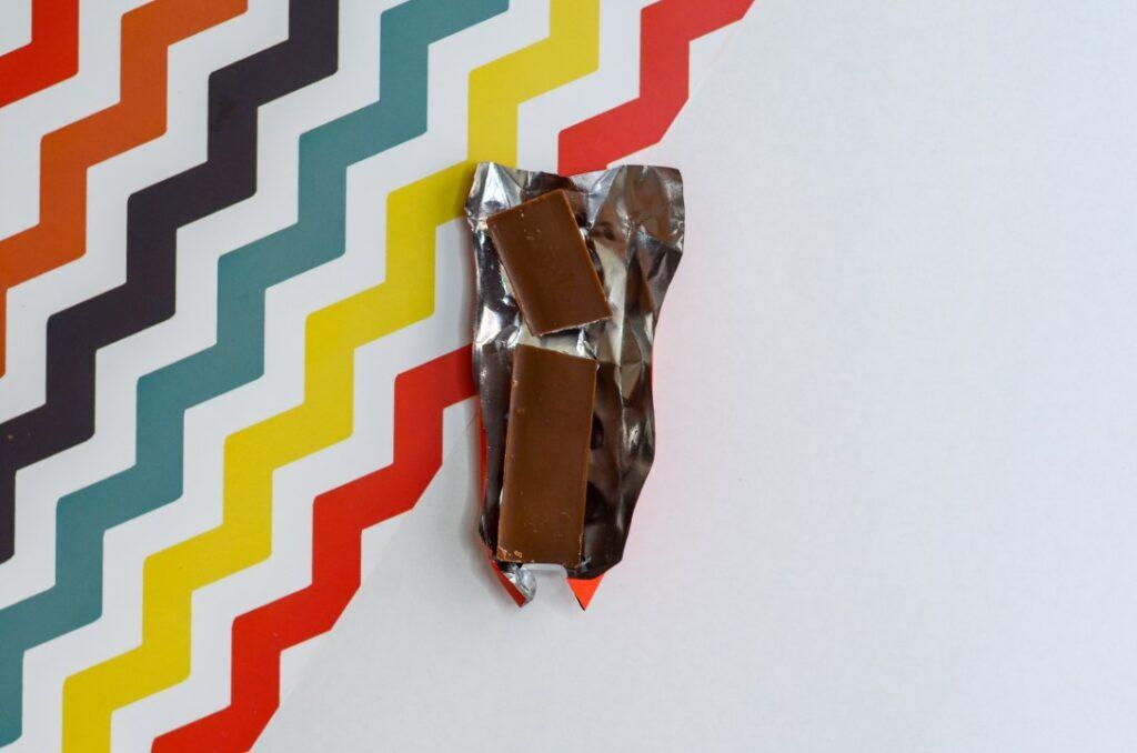 Een reep chocolade. Of het verschil tussen kwaliteitsborging en studentgeluk.